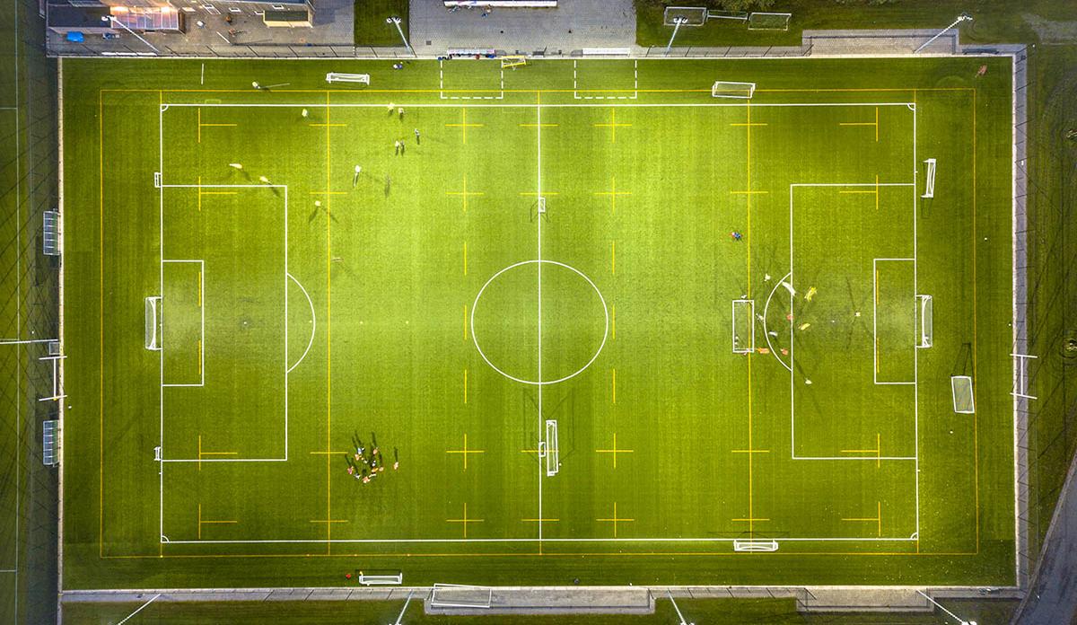 Boisko piłkarskie