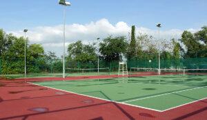 korty tenisowe sztuczna trawa