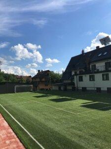 Boisko piłkarskie w Nowym Targu